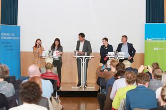 Bild 36 | ZIVILGESELLSCHAFT VOR DER WAHL - Wie halten es die Parteien mit ehrenamtlicher und gemeinnütziger ...