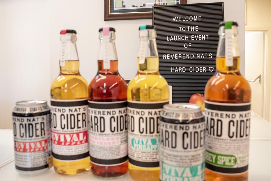 Bild 27 | Launch Reverend Nat's Hard Cider