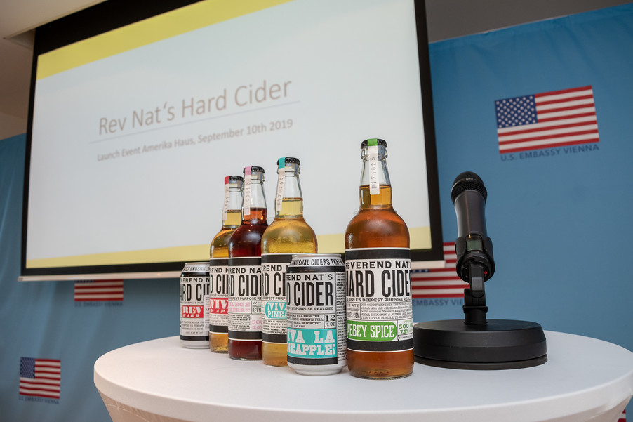 Bild 3 | Launch Reverend Nat's Hard Cider