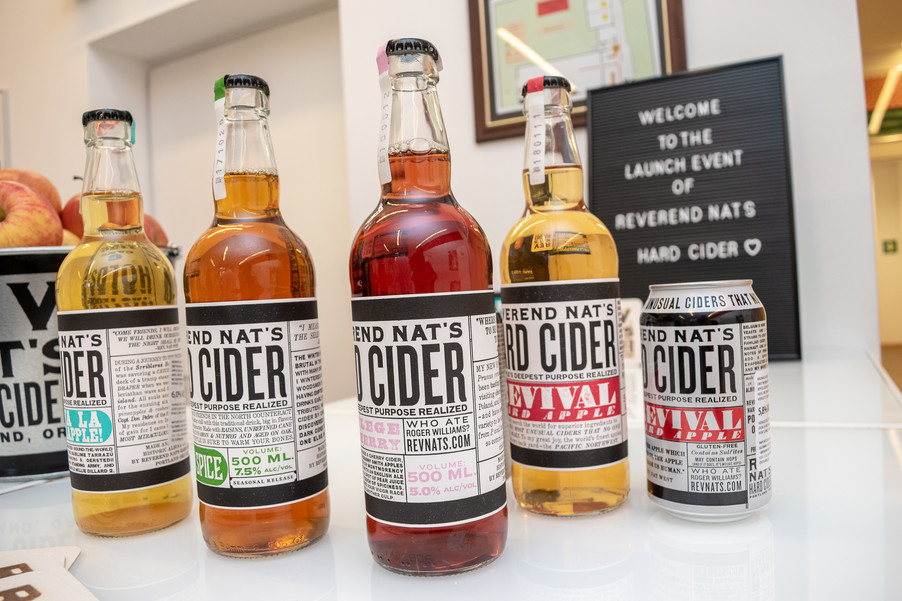Bild 26 | Launch Reverend Nat's Hard Cider