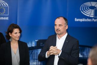 Bild 51   JournalistInnenheuriger mit Europaabgeordneten