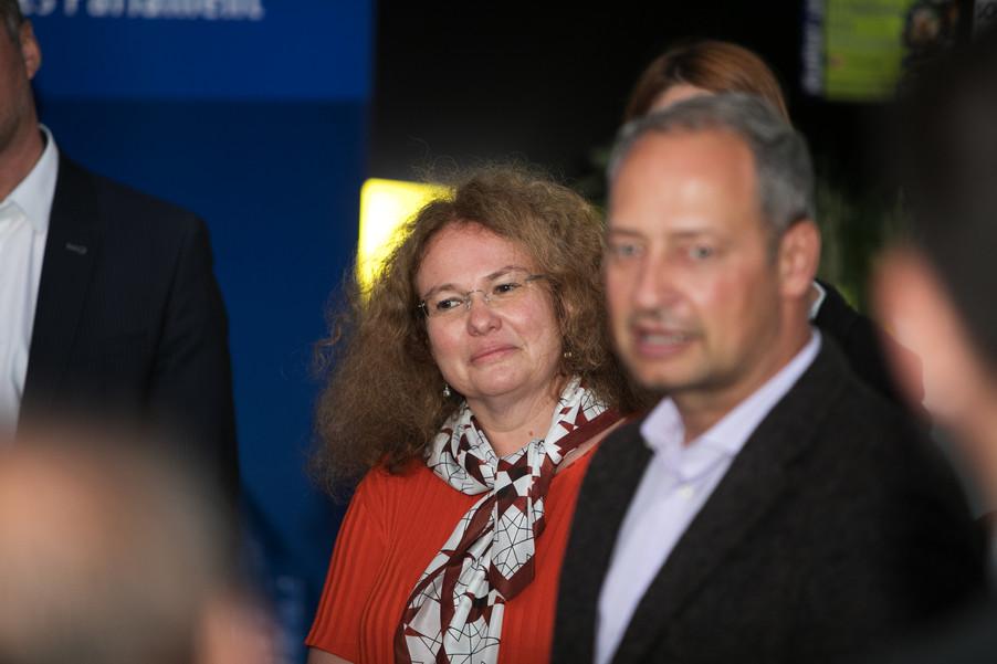 Bild 60   JournalistInnenheuriger mit Europaabgeordneten