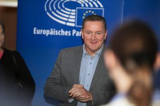 Bild 62   JournalistInnenheuriger mit Europaabgeordneten