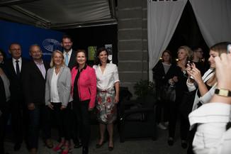 Bild 70   JournalistInnenheuriger mit Europaabgeordneten