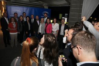 Bild 71   JournalistInnenheuriger mit Europaabgeordneten