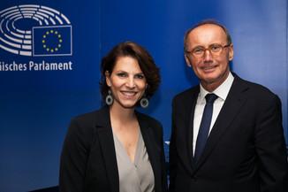 Bild 72   JournalistInnenheuriger mit Europaabgeordneten