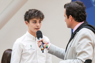 Bild 5 | Verleihungszeremonie des Programms Botschafterschulen des Europäischen Parlaments