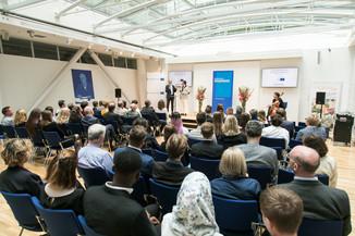 Bild 14 | Verleihungszeremonie des Programms Botschafterschulen des Europäischen Parlaments
