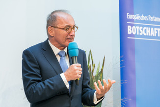 Bild 18 | Verleihungszeremonie des Programms Botschafterschulen des Europäischen Parlaments