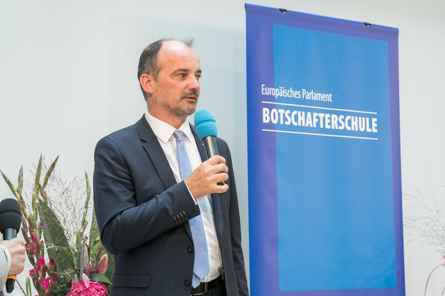 Bild 47 | Verleihungszeremonie des Programms Botschafterschulen des Europäischen Parlaments