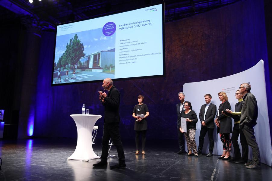 Bild 38 | Staatspreis Architektur und Nachhaltigkeit 2019