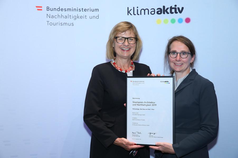 Bild 108 | Staatspreis Architektur und Nachhaltigkeit 2019