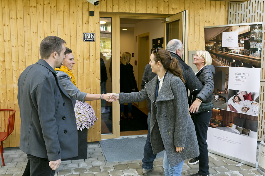Bild 3   Löwen Hotel Montafon eröffnet neues Teamhaus