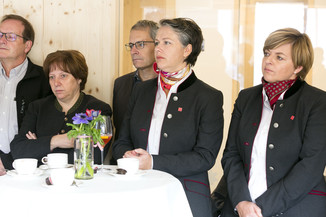 Bild 36   Löwen Hotel Montafon eröffnet neues Teamhaus