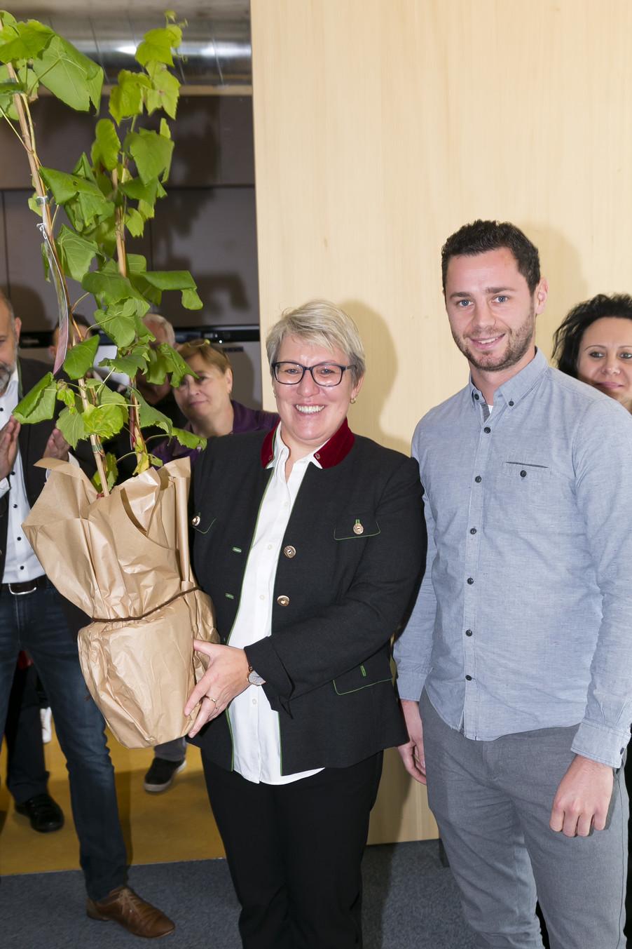 Bild 41   Löwen Hotel Montafon eröffnet neues Teamhaus