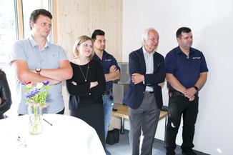 Bild 45   Löwen Hotel Montafon eröffnet neues Teamhaus