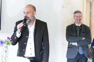 Bild 46   Löwen Hotel Montafon eröffnet neues Teamhaus