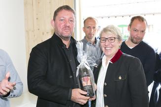 Bild 54   Löwen Hotel Montafon eröffnet neues Teamhaus