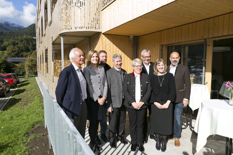 Bild 67   Löwen Hotel Montafon eröffnet neues Teamhaus