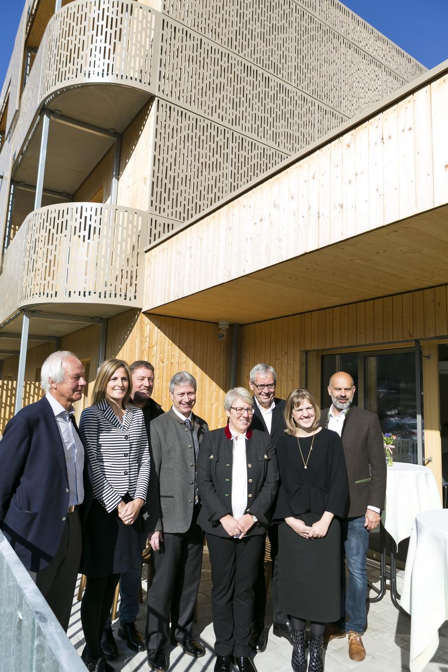 Bild 68   Löwen Hotel Montafon eröffnet neues Teamhaus