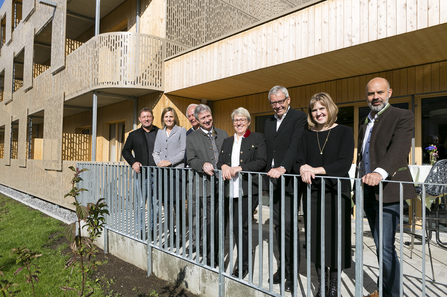 Bild 69   Löwen Hotel Montafon eröffnet neues Teamhaus