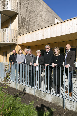 Bild 70   Löwen Hotel Montafon eröffnet neues Teamhaus
