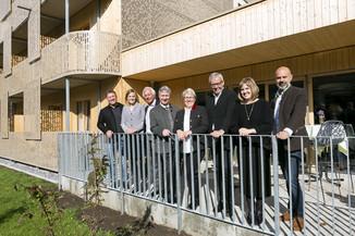 Bild 71   Löwen Hotel Montafon eröffnet neues Teamhaus