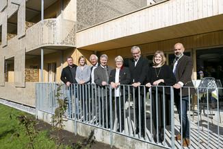 Bild 73   Löwen Hotel Montafon eröffnet neues Teamhaus