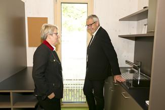 Bild 79   Löwen Hotel Montafon eröffnet neues Teamhaus