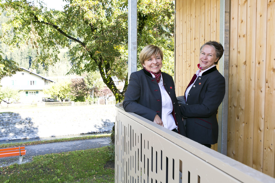 Bild 80   Löwen Hotel Montafon eröffnet neues Teamhaus
