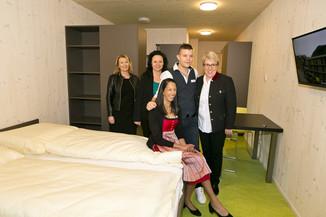 Bild 81   Löwen Hotel Montafon eröffnet neues Teamhaus
