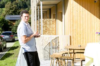 Bild 86   Löwen Hotel Montafon eröffnet neues Teamhaus