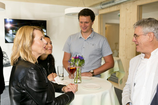 Bild 95   Löwen Hotel Montafon eröffnet neues Teamhaus
