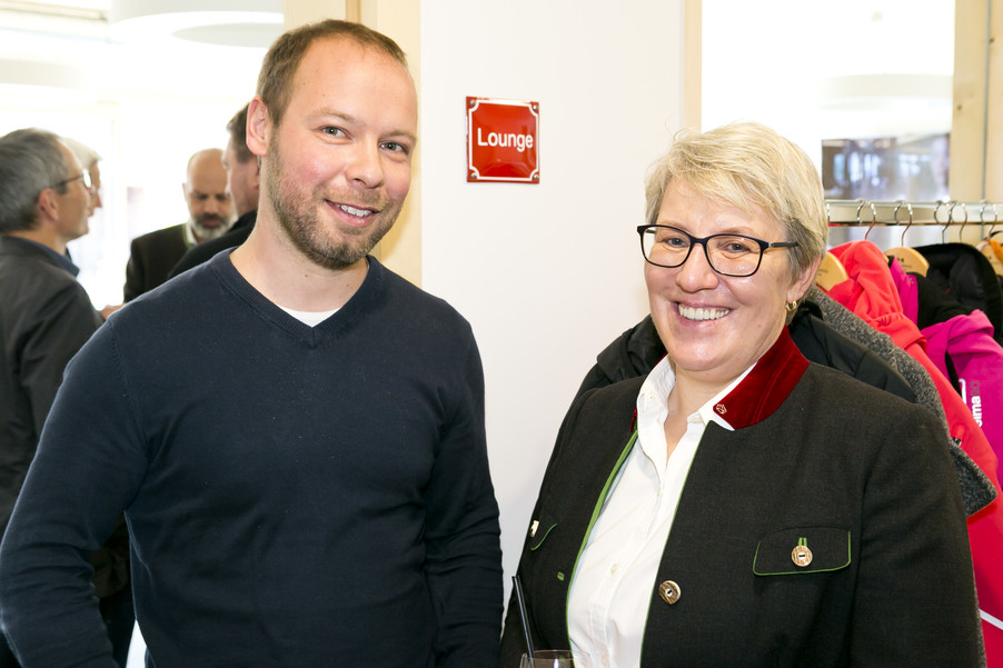 Bild 108   Löwen Hotel Montafon eröffnet neues Teamhaus