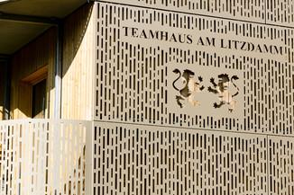 Bild 112   Löwen Hotel Montafon eröffnet neues Teamhaus