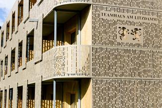 Bild 113   Löwen Hotel Montafon eröffnet neues Teamhaus