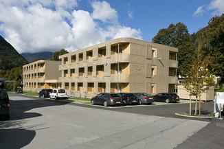 Bild 115   Löwen Hotel Montafon eröffnet neues Teamhaus