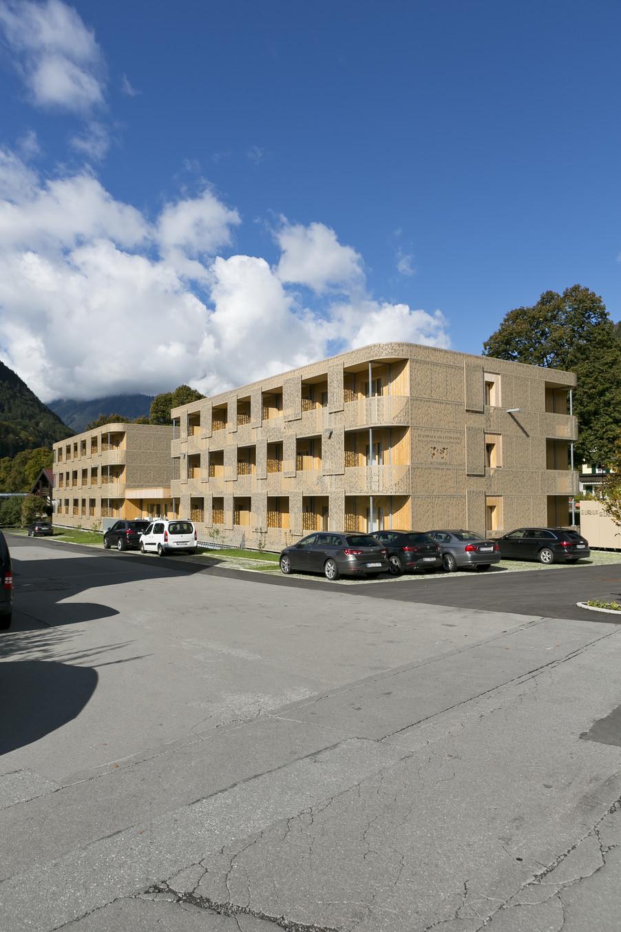 Bild 116   Löwen Hotel Montafon eröffnet neues Teamhaus