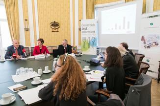 Bild 8   Europa im Fokus der österreichischen Agrar- und Lebensmittel-Exporte