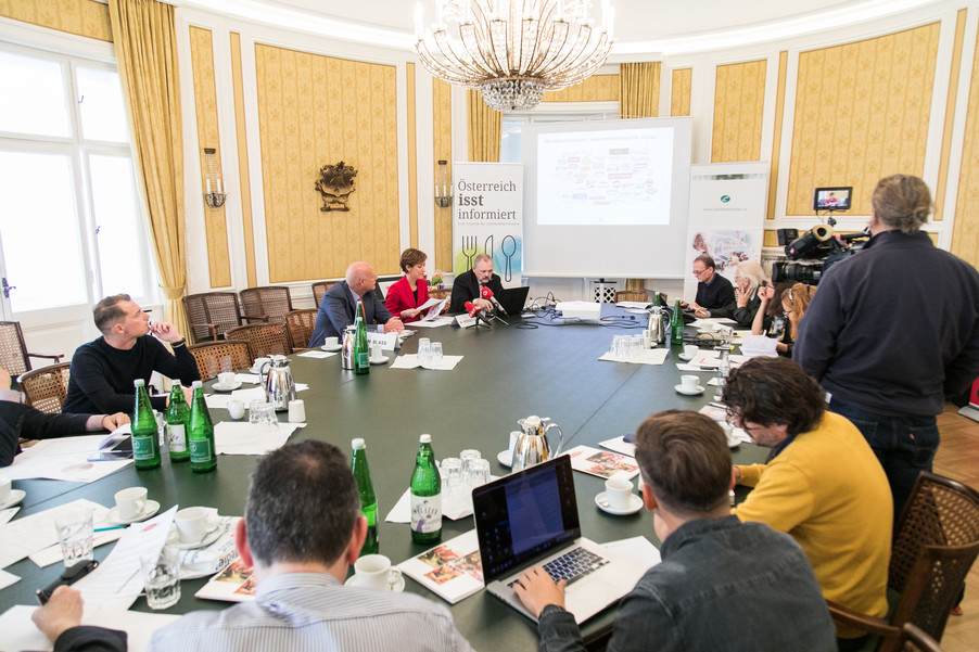 Bild 20   Europa im Fokus der österreichischen Agrar- und Lebensmittel-Exporte