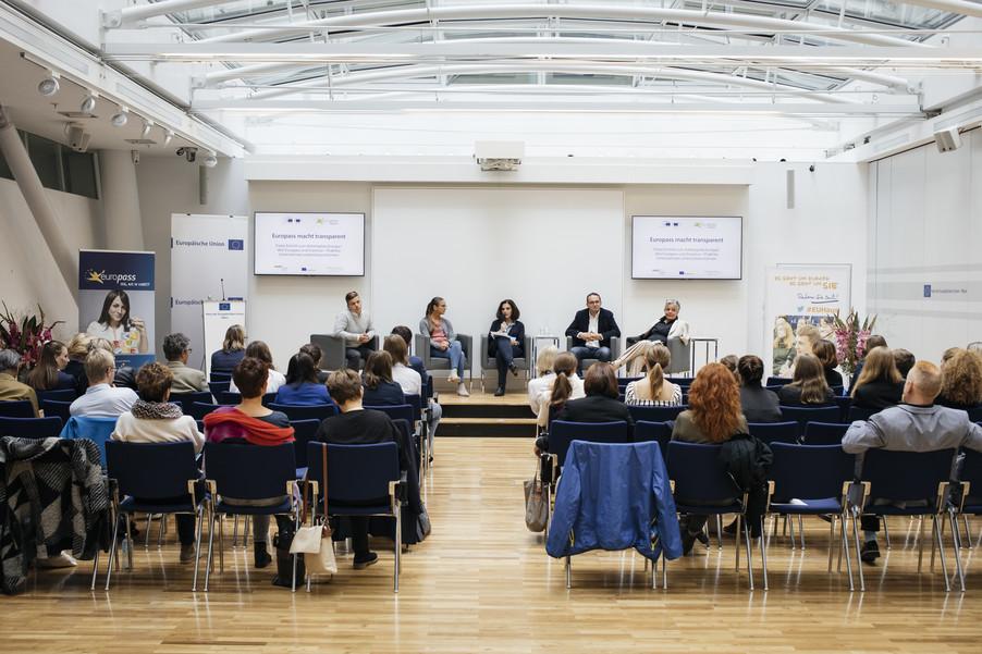 Bild 27 | Europass macht transparent: Freier Eintritt zum Arbeitsplatz Europa? Wie Europass und Erasmus+ ...