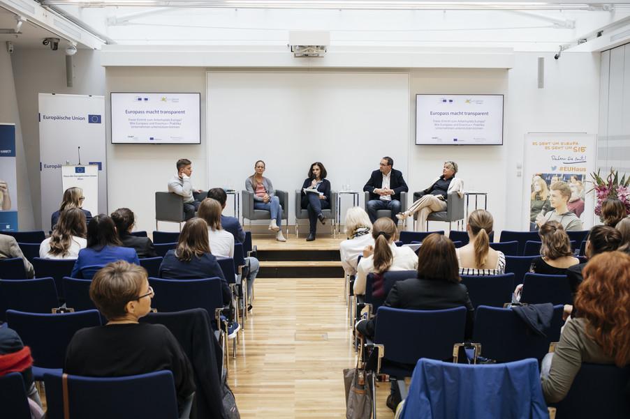 Bild 28 | Europass macht transparent: Freier Eintritt zum Arbeitsplatz Europa? Wie Europass und Erasmus+ ...