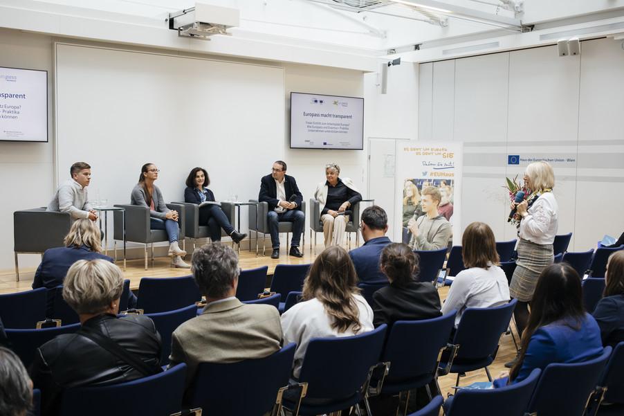 Bild 29 | Europass macht transparent: Freier Eintritt zum Arbeitsplatz Europa? Wie Europass und Erasmus+ ...