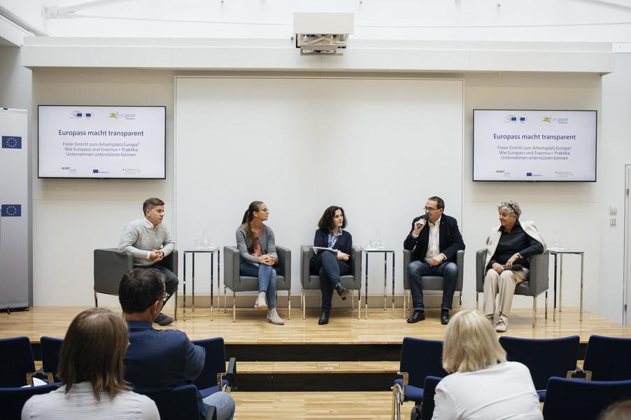 Bild 30 | Europass macht transparent: Freier Eintritt zum Arbeitsplatz Europa? Wie Europass und Erasmus+ ...