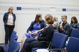 Bild 35 | Europass macht transparent: Freier Eintritt zum Arbeitsplatz Europa? Wie Europass und Erasmus+ ...