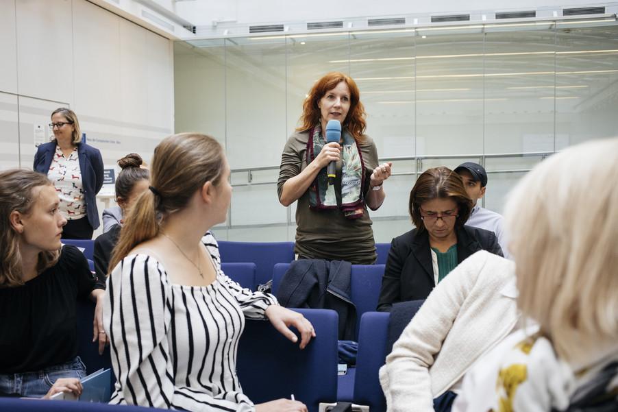 Bild 36 | Europass macht transparent: Freier Eintritt zum Arbeitsplatz Europa? Wie Europass und Erasmus+ ...