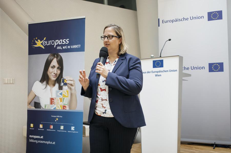 Bild 37 | Europass macht transparent: Freier Eintritt zum Arbeitsplatz Europa? Wie Europass und Erasmus+ ...