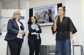 Bild 43 | Europass macht transparent: Freier Eintritt zum Arbeitsplatz Europa? Wie Europass und Erasmus+ ...