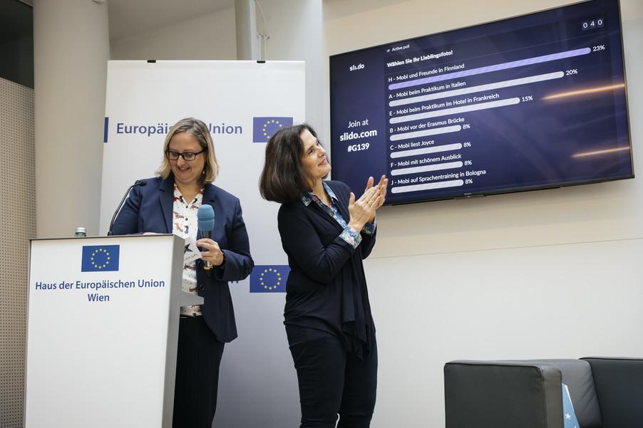 Bild 48 | Europass macht transparent: Freier Eintritt zum Arbeitsplatz Europa? Wie Europass und Erasmus+ ...