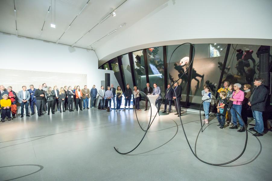 Bild 28 | Ausstellungseröffnung: Landesgalerie Niederösterreich